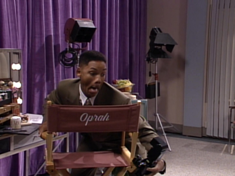 The Oprah Winfrey Show in The Fresh Prince of Bel-Air S03E09 TV Show (2)