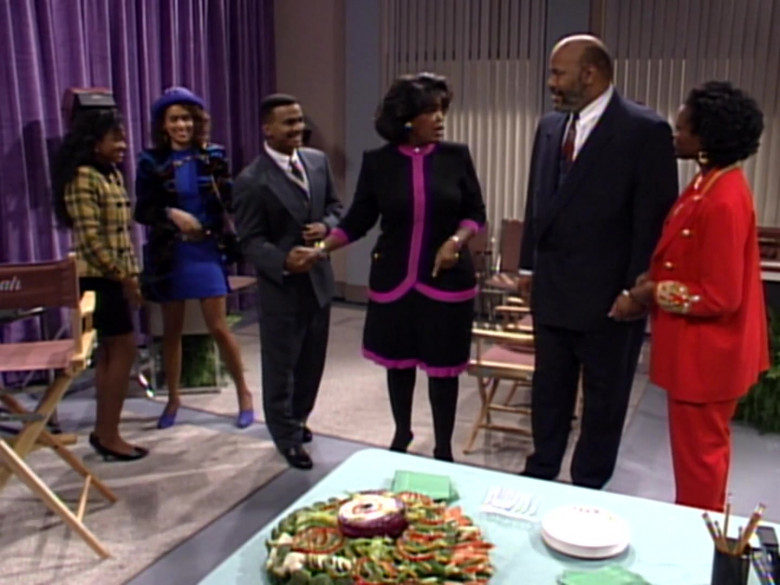 The Oprah Winfrey Show in The Fresh Prince of Bel-Air S03E09 TV Show (5)