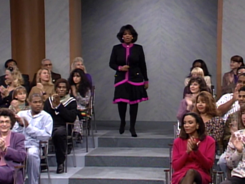 The Oprah Winfrey Show in The Fresh Prince of Bel-Air S03E09 TV Show (6)