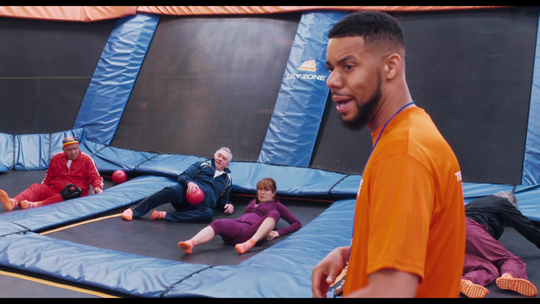 The War with Grandpa Filming Location – Sky Zone Indoor Trampoline Park (7)
