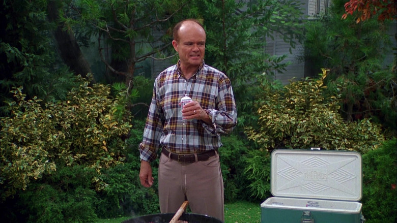 Thermos Cooler of Kurtwood Smith as Red Forman in That '70s Show