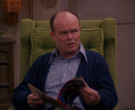 Time Magazine Held by Kurtwood Smith as Red Forman in That '...