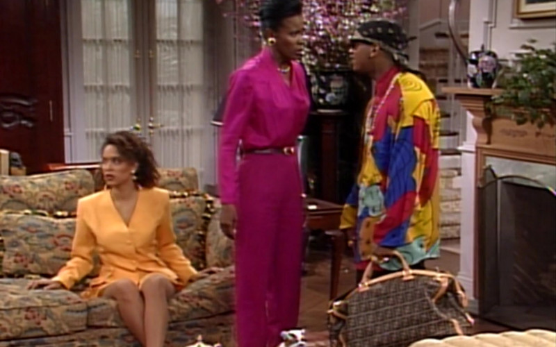 Tommy Hilfiger Bag in The Fresh Prince of Bel-Air S01E23
