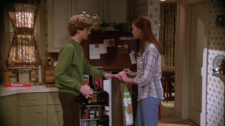 Tropicana Juice in That '70s Show S01E08