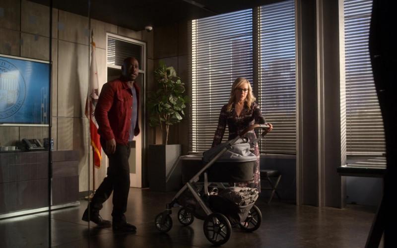 UPPAbaby Vista Stroller in Lucifer S05E08 Netflix TV Show