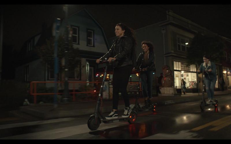 Vans Shoes of Kiana Madeira as Moe Truax in Trinkets S02E02