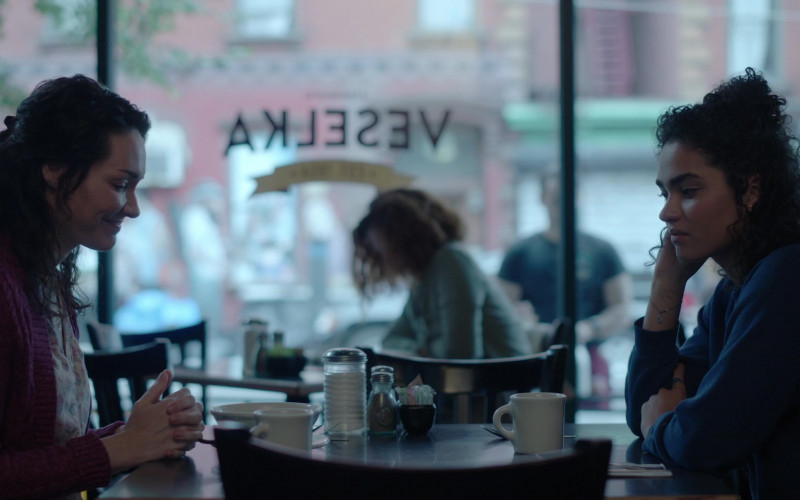 Veselka Restaurant Filming Location in Little Voice S01E08 TV Show (1)