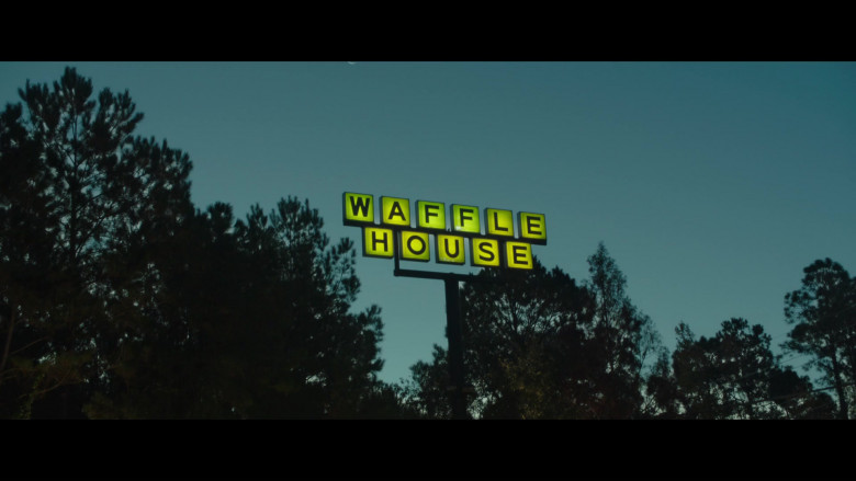 Waffle House Restaurant Filming Location – The Secret Dare to Dream Movie (1)