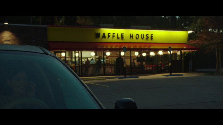 Waffle House Restaurant Filming Location – The Secret Dare to Dream Movie (2)