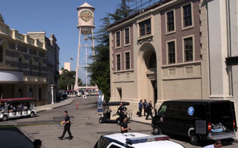 Warner Bros. Studios in Lucifer S05E03 (2)