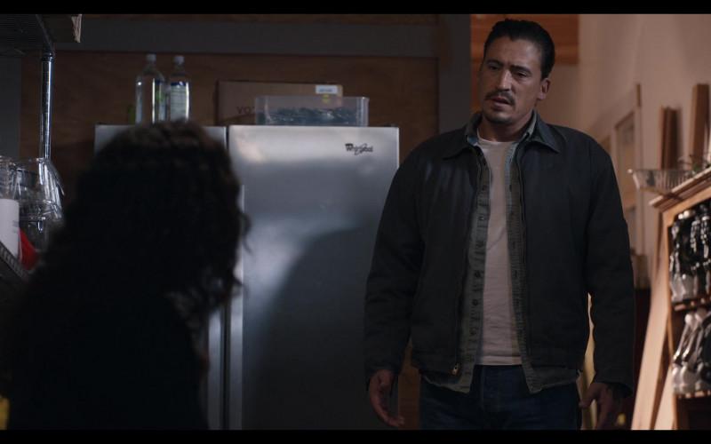 Whirlpool Refrigerator in Trinkets S02E07