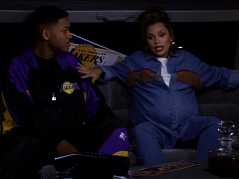 Will Smith Wears Starter Los Angeles Lakers Tracksuit Outfit (4)