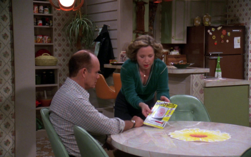 Wooly Willy in That '70s Show S02E15