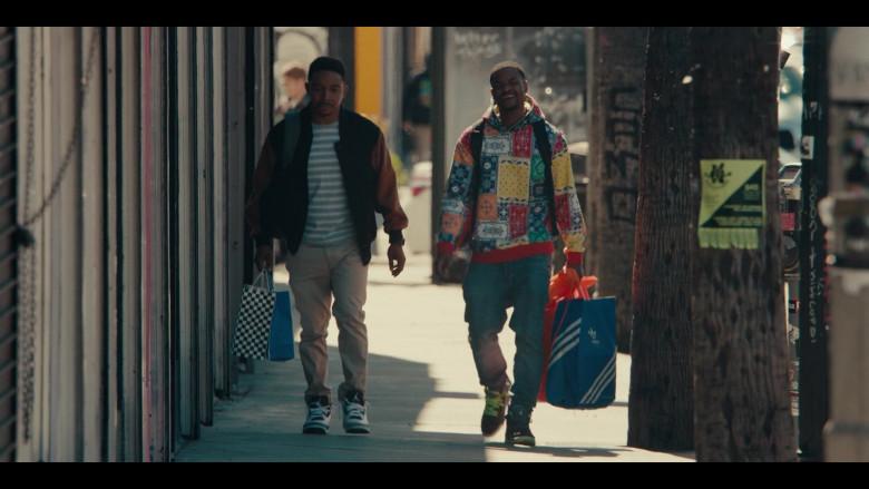 AJ 3 Sneakers by Nike Worn by Allen Maldonado as Devin in Sneakerheads Season 1 Episode 6 (1)