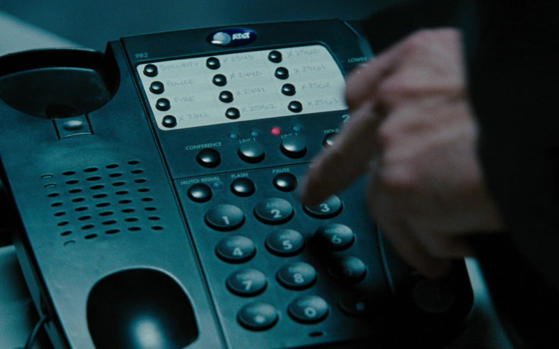 AT&T Telephone in Fast & Furious (2009)