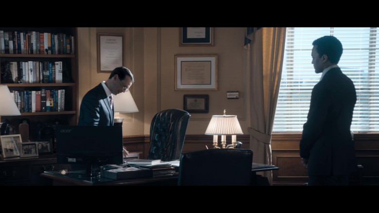 Acer Monitor of Scoot McNairy as Rod Rosenstein in The Comey Rule