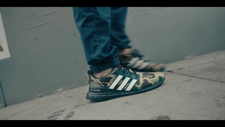 Adidas Bape Ultra Boost 4.0 'Ape Camo' Sneakers in Sneakerheads S01E01