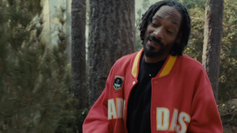 Adidas Jacket of Snoop Dogg as Ja'Marcus in Scary Movie 5 (1)