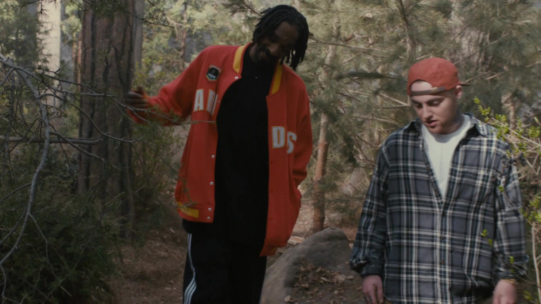 Adidas Jacket of Snoop Dogg as Ja'Marcus in Scary Movie 5 (2)