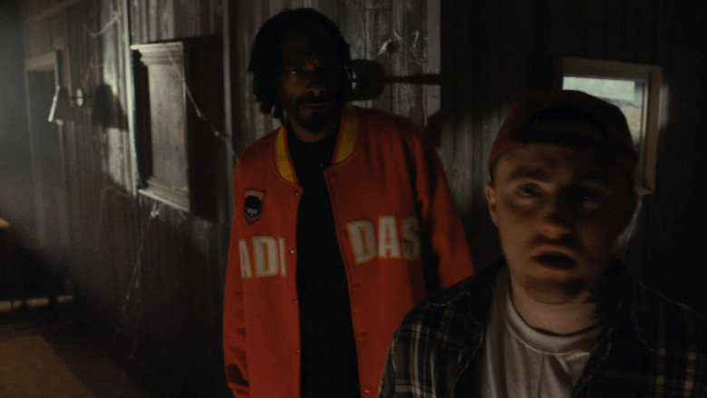 Adidas Jacket of Snoop Dogg as Ja'Marcus in Scary Movie 5 (3)