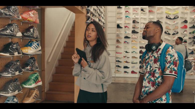 Adidas Shoes in Sneakerheads S01E02 Hustling Backwards (2020)