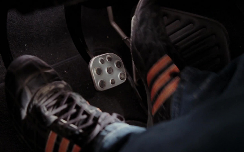 Adidas Shoes of Matt Dillon as Trip Murphy in Herbie Fully Loaded