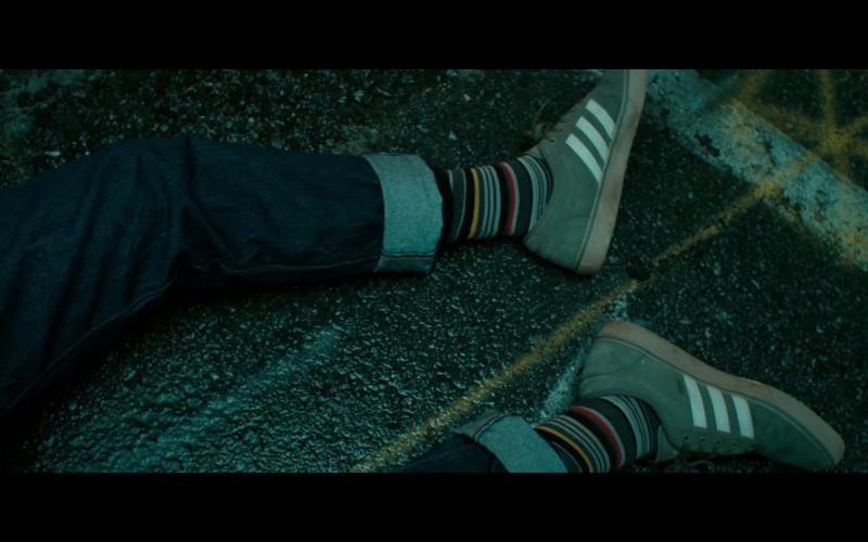 Adidas Sneakers of Lamorne Morris as Keef in Woke S01E07