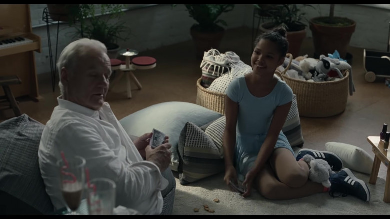 Adidas Sneakers of Liyanna Muscat as Maya in On The Rocks (2020)