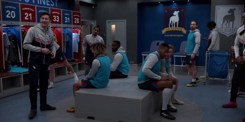 Adidas Soccer Boots in Ted Lasso S01E09