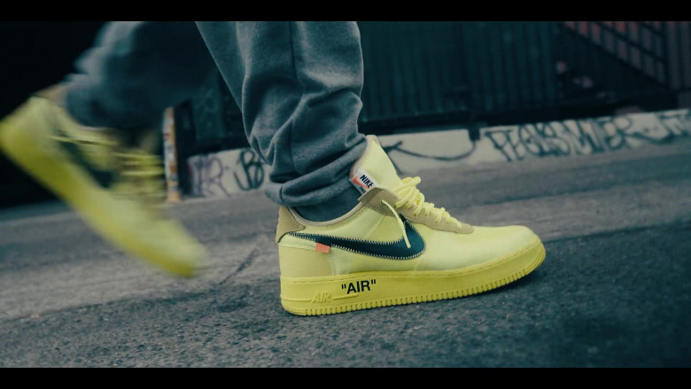 Air Force 1 Sneakers by Nike x Off-White in Sneakerheads S01E01