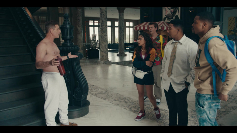 Air Jordan 4 Women's Sneakers of Jearnest Corchado as Nori in Sneakerheads S01E03 (2)
