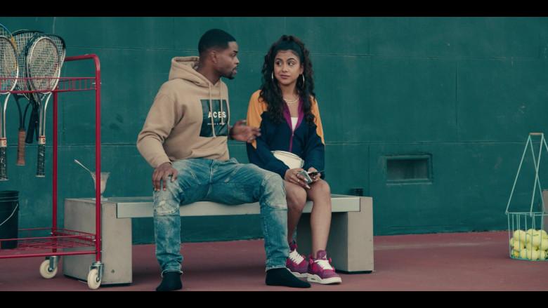Air Jordan 4 Women's Sneakers of Jearnest Corchado as Nori in Sneakerheads S01E03 (3)