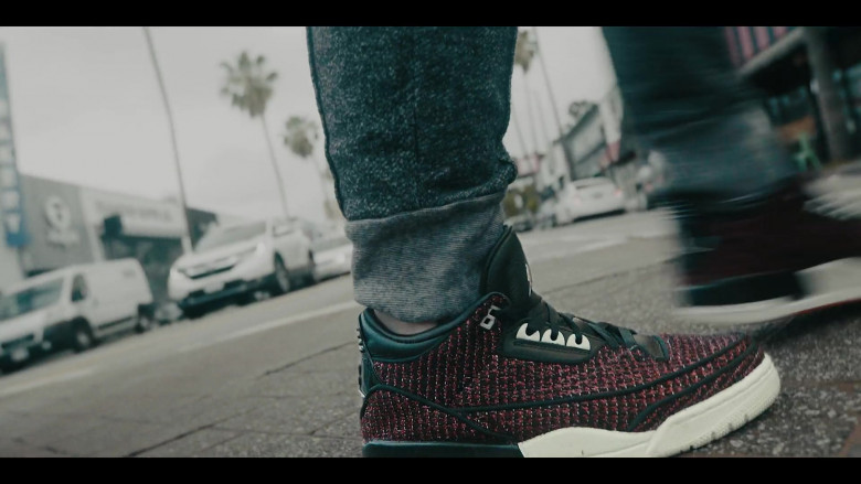 Air Jordan III AWOK (Anna Wintour's Vogue x Nike) Sneakers in Sneakerheads S01E01 101 (2020)