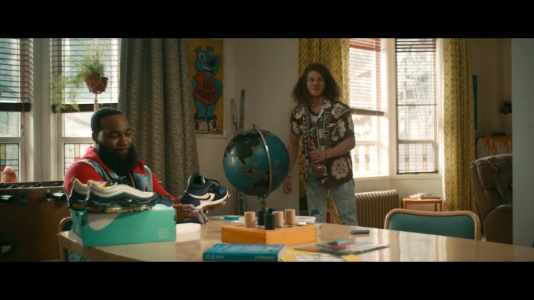 Air Max 97 and Nike Jordan 1 Sneakers in Woke S01E08 (1)