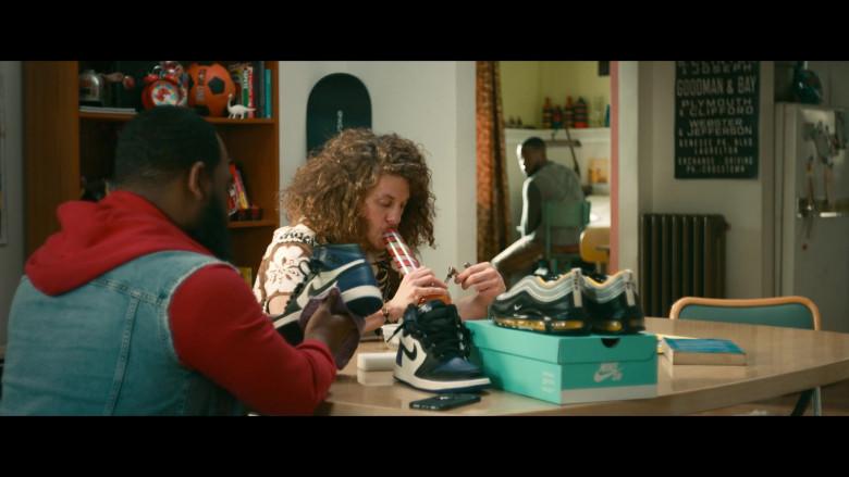 Air Max 97 and Nike Jordan 1 Sneakers in Woke S01E08 (2)