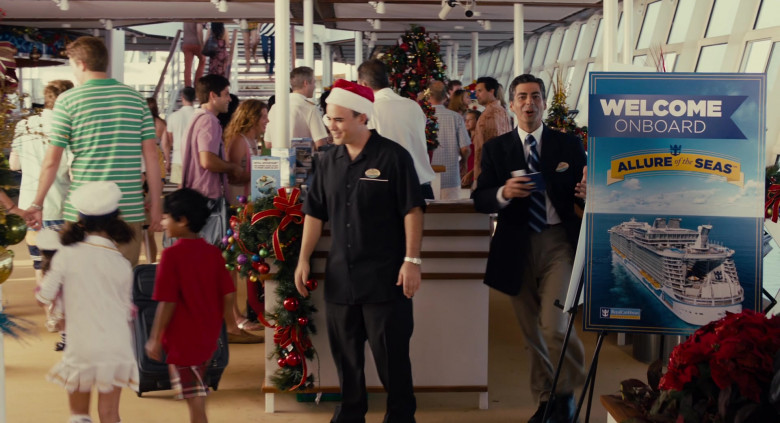 Allure of the Seas Oasis-class cruise ship by Royal Caribbean International in Jack and Jill Movie (3)