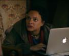 Apple MacBook Laptop of Sasha Lane as Jessica Hyde in Utopia...