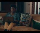 Apple MacBook Laptop of Yaani King Mondschein as Christine i...