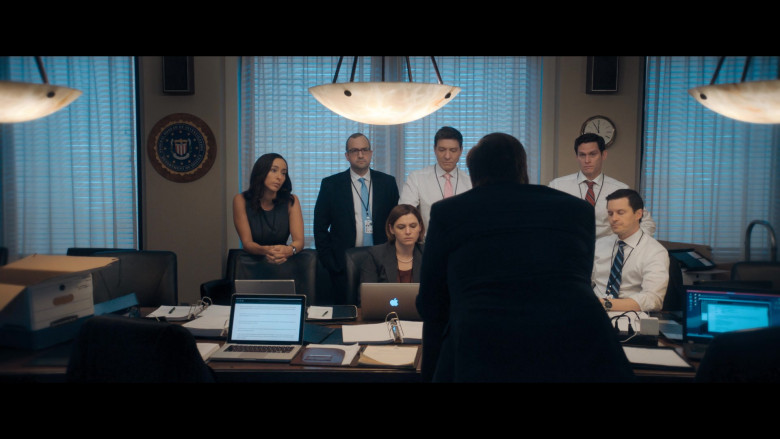 Apple MacBook Laptops Used by Actors in The Comey Rule Night One TV Show (3)
