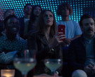 Apple iPhone Red Smartphone Used by Actress in Ted Lasso S01...