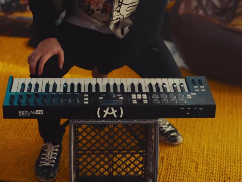 Arturia KeyLab 49 Professional-Grade MIDI Keyboard of Marshmello in OK Not To Be OK (1)