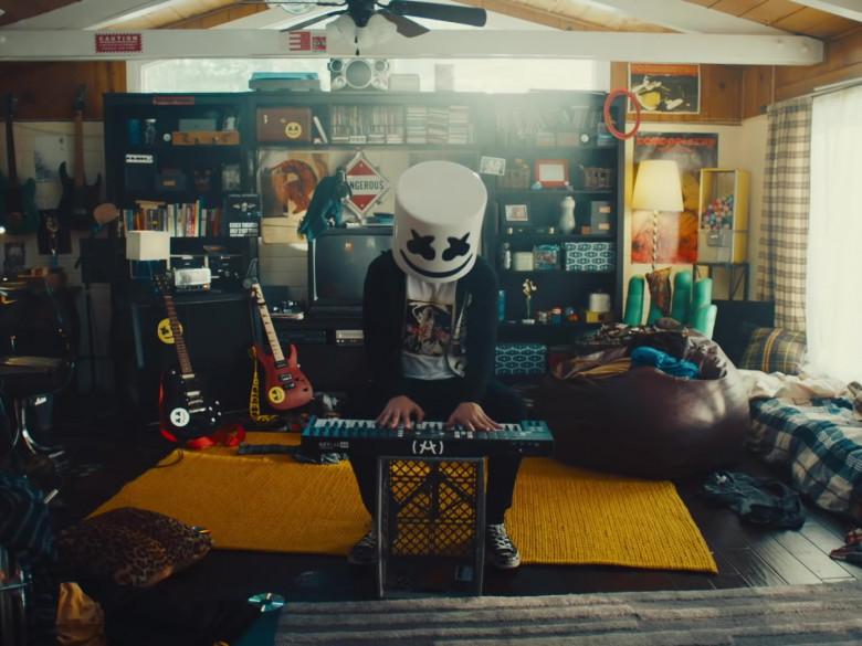 Arturia KeyLab 49 Professional-Grade MIDI Keyboard of Marshmello in OK Not To Be OK (2)