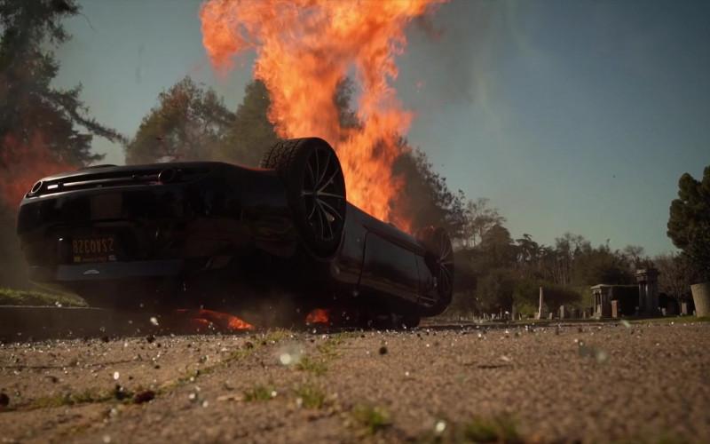 Aston Martin Car in L.A.'s Finest S02E13 For Life (2020)