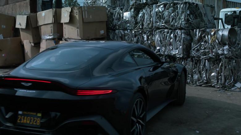 Aston Martin Vantage Roadster in L.A.'s Finest S02E10