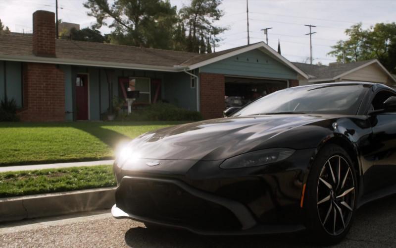 Aston Martin Vantage Sports Car in L.A.'s Finest S02E08