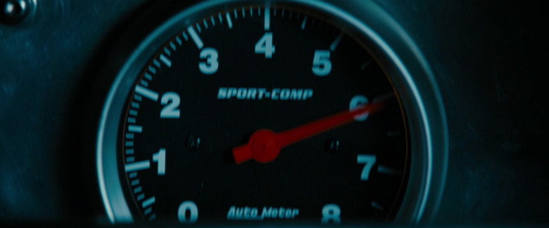 AutoMeter Sport Comp Gauges in Fast & Furious (2)
