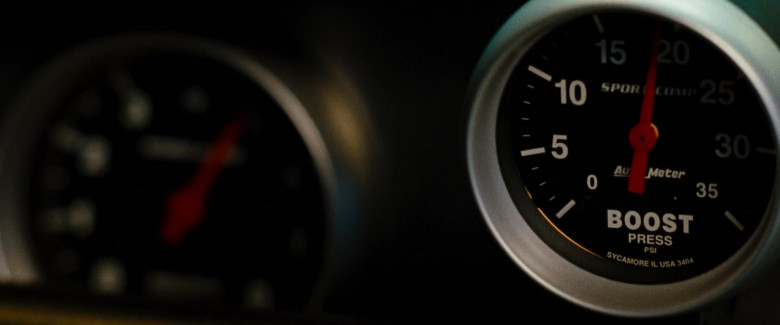 AutoMeter Sport Comp Gauges in Fast & Furious (4)