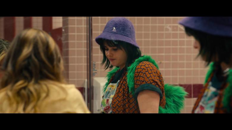 Barbie Ferreira as Bailey Wears Kangol Furgora Casual Bucket Hat (1)