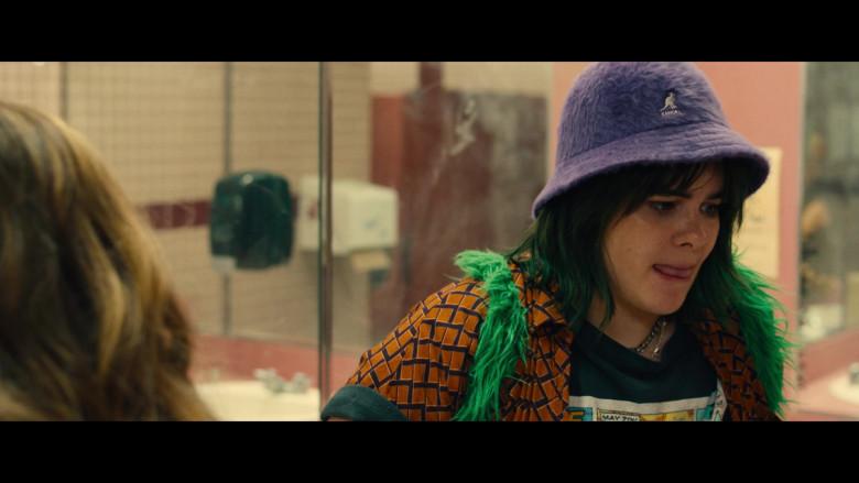 Barbie Ferreira as Bailey Wears Kangol Furgora Casual Bucket Hat (2)