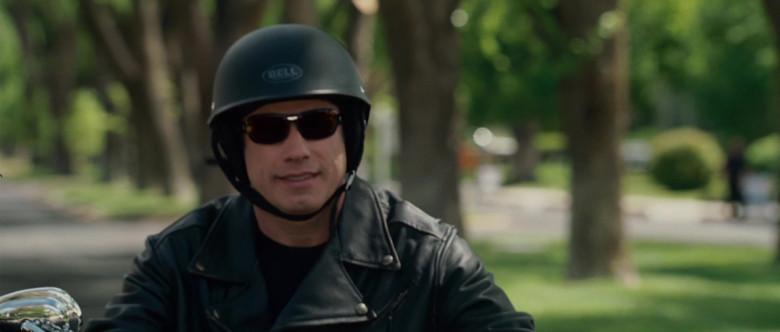 Bell Helmet of John Travolta as Woody Stevens in Wild Hogs (1)